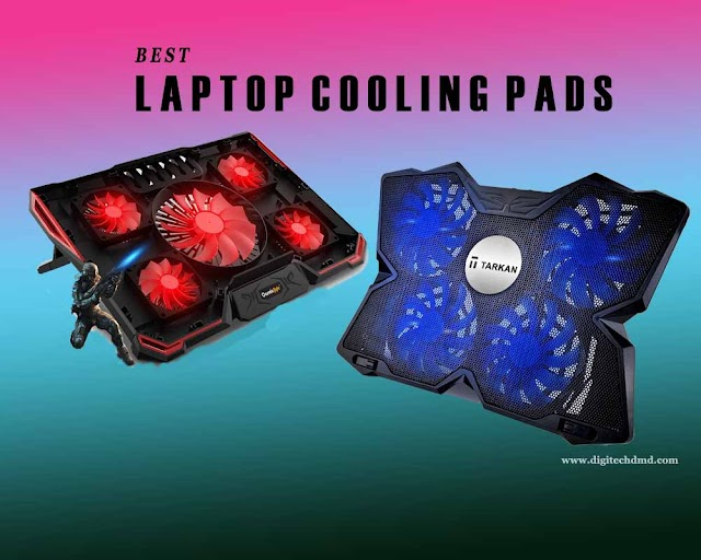 5 Best Laptop Cooling Pads in India 2020