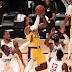 LEBRON JAMES LE DA EL TRIUNFO A LOS LAKERS EN EL REGRESO DE LA NBA