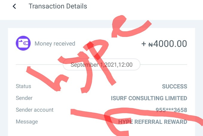Shocking: See how I made nearly N4000 everyday