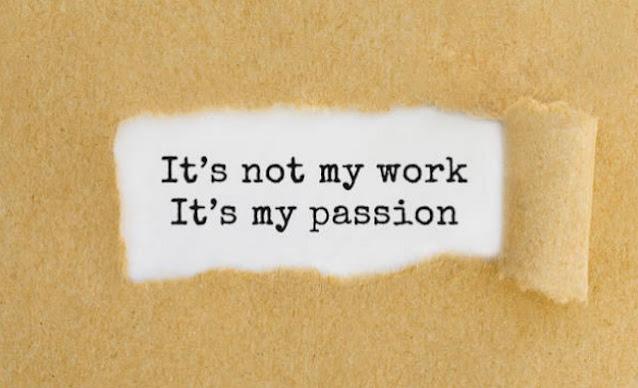Passion… Pondasi Sukses Bisnis