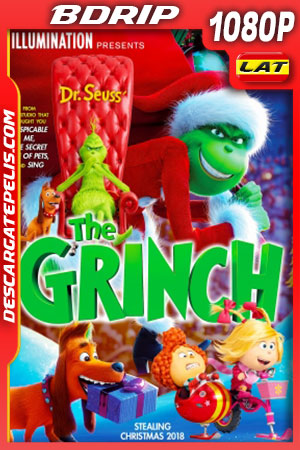 El Grinch (2018) FULL HD 1080p BDRip Latino – Ingles