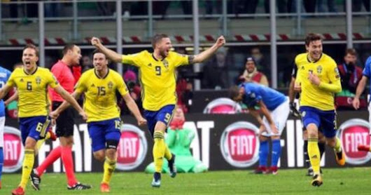 Italy failed to reach the 2018 Russia World Cup