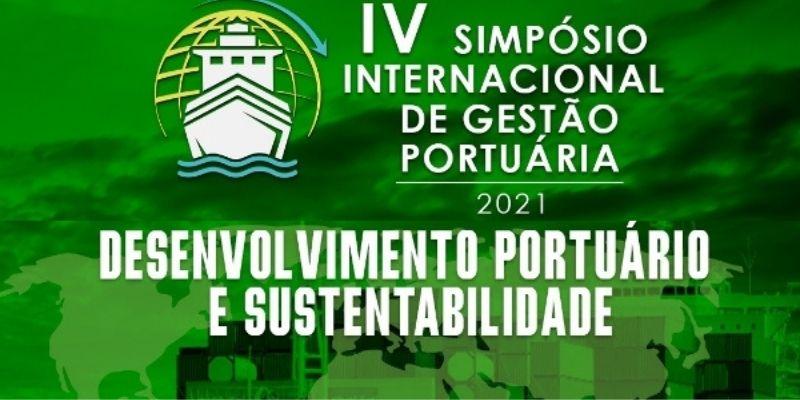 IV Simpósio de Gestão Portuária discute ações de Inovação e Sustentabilidade