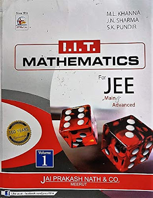 IIT Mathematics for JEE Main & Advanced (M.L. Khanna)