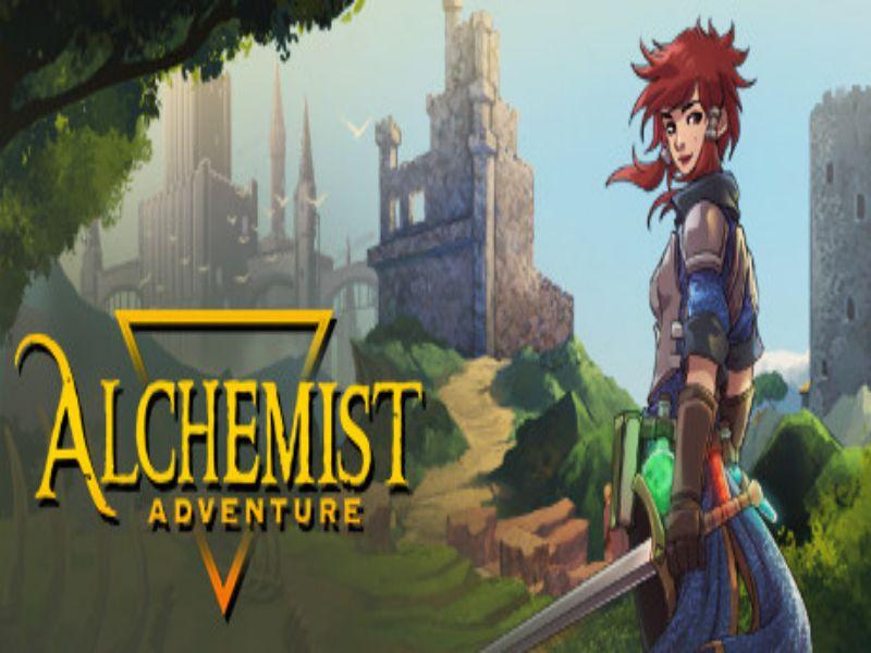 Download Alchemist Adventure Game PC Free