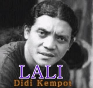 Lirik Lagu Lali - Didi Kempot