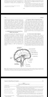 صورة عن الكتاب صفحة 174 neuroscience in medicine