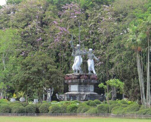 Puputan Badung Square Bali