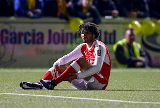 Double Injury Blow to Arsenal Ahead of Liverpool Clash