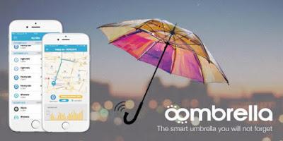 مظلة ذكية، عجائب وغرائب، عجائب التكنولوجيا
