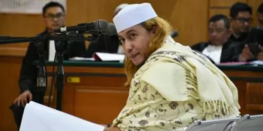 Habib Bahar bin Smith: Jokowi, Tunggu Saya Keluar!