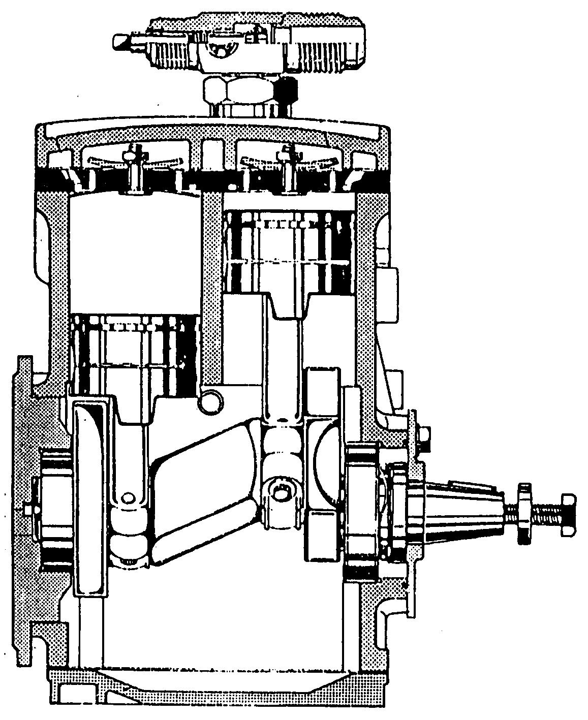 Kompresor Sistim Air Conditioning Mobil