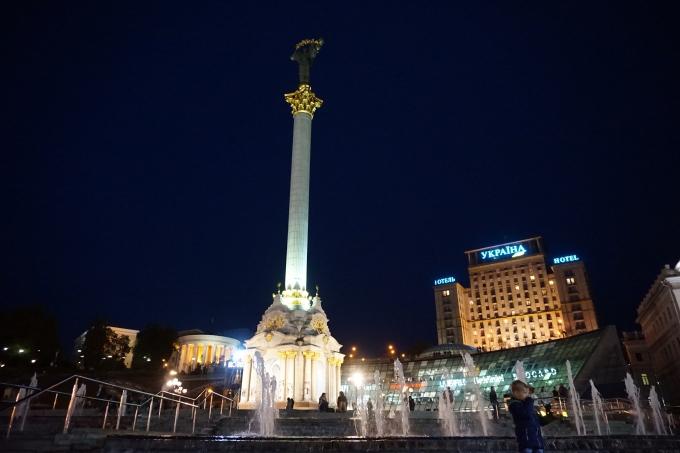 Kokemuksia Kiovasta - mitä tehdä ja minne mennä? Maidan, itsenäisyydenaukio