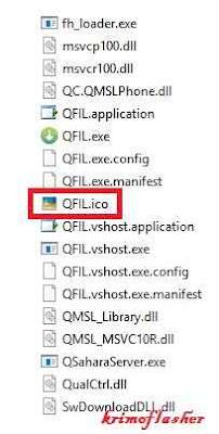 شرح، تنزيل ،وطريقة ،عمل ،برنامج ،(QUALCOMM، FLASH، IMAGE، LOADER، (QFIL ،لتفليش ،هواتف ،كوالكوم