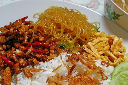 Resep Nasi Uduk Betawi Komplit - Resep Masakan Spesial