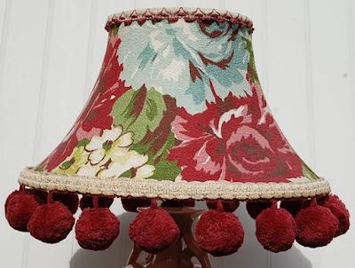 декоративный абажур