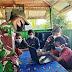 Satgas TNI Ajarkan Ilmu Komputer Kepada Siswa di Perbatasan RI-PNG