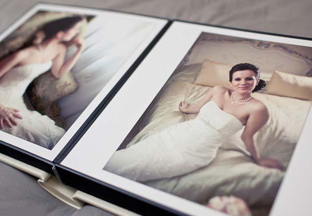 Свадебный фотоальбом – фетиш влюблённых