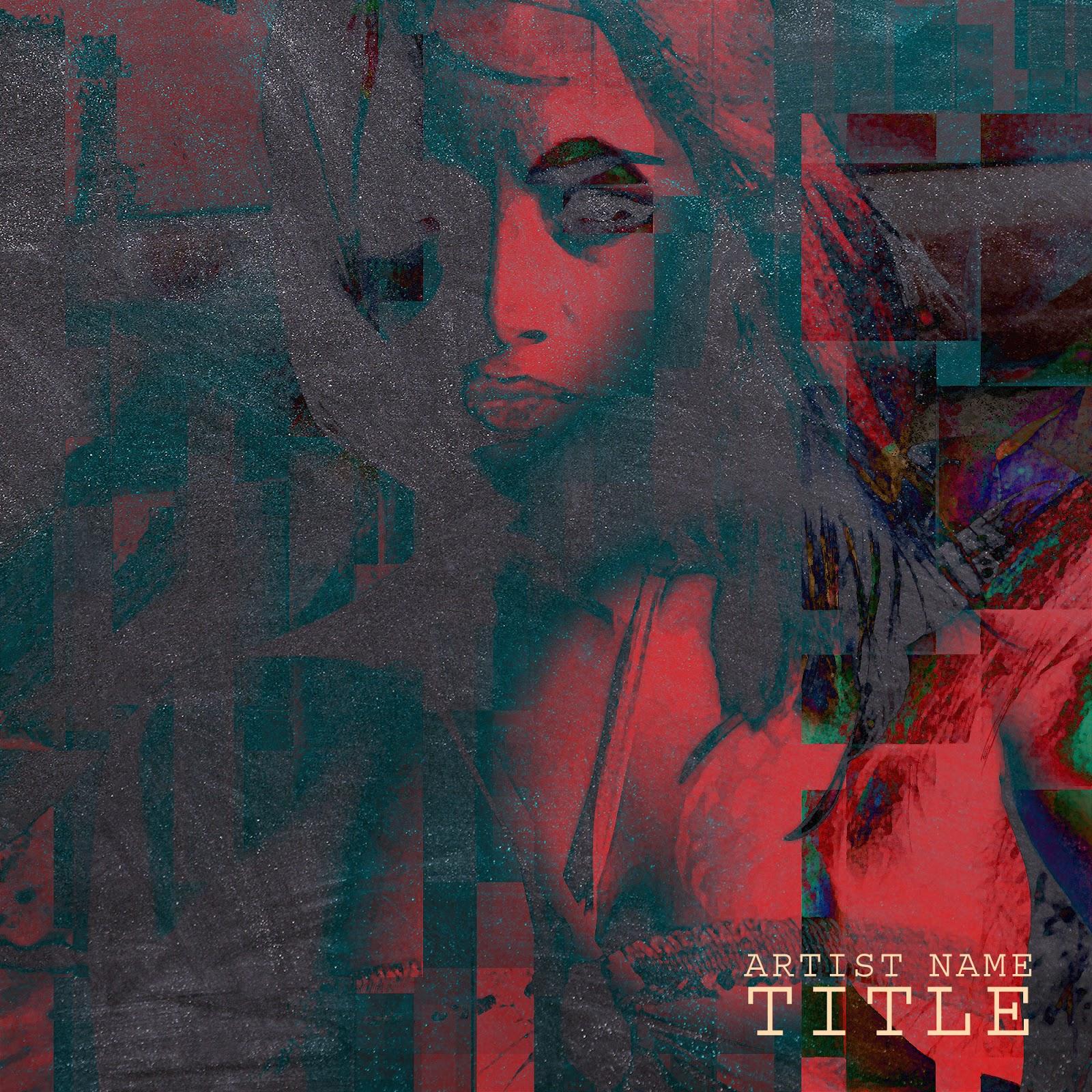 Arts Live Song Room: Music Single/album/mixtape/CD Cover Artwork Graphic Design