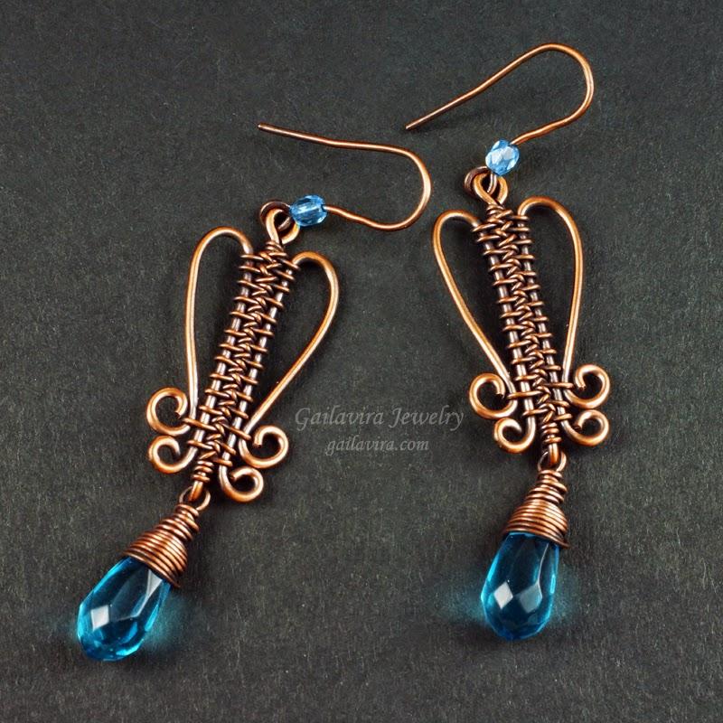 Gailavira - Handcrafted Artisan Jewelry: 2 New Tutorials! Archer\'s ...