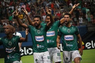 Manaus FC faz história, vence o Coritiba e avança na Copa do Brasil