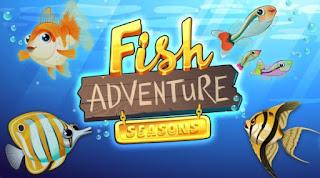Fish Adventure Seasons Apk Free Download Mod Unlimited Coins And Seastars