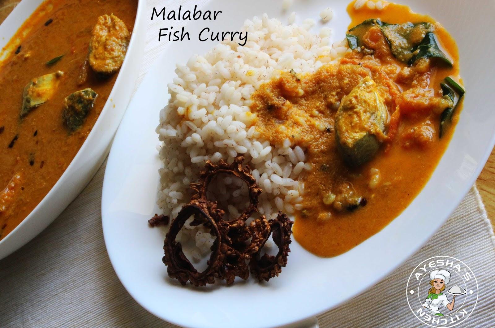Malabar Fish Curry Recipe Simple Fish Recipes