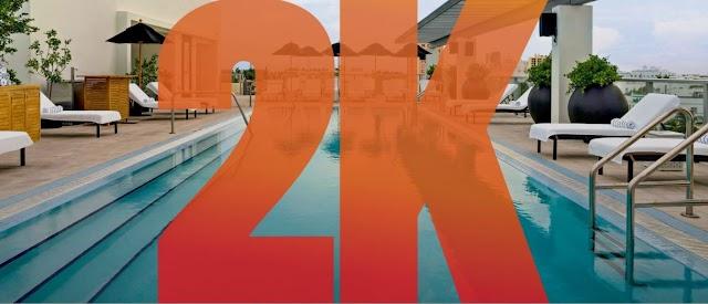 IHG洲際酒店每入住兩晚可賺取2,000積分,積分可用於會籍升級!(1/20-3/31有效)