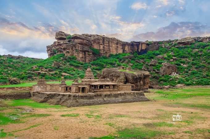 Badami - The land of Golden Age, Architecture and Art