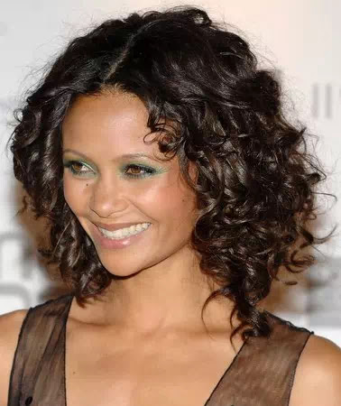 African-American-curly-hairstyle