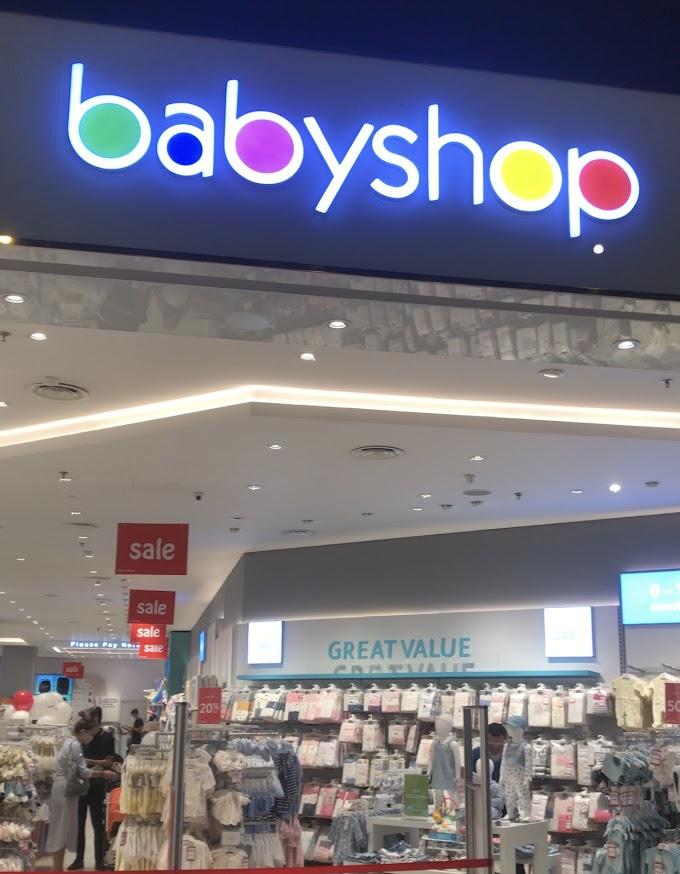 Tips Berbelanja Baju Anak SALE di BabyShop Stores Indonesia