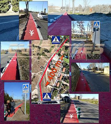 Paseo peatonal Aranjuez