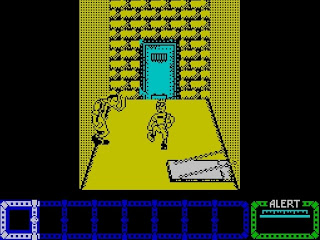 Videojuego Dustin - ZX Spectrum