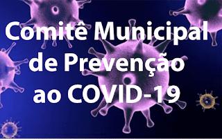 Itiruçu: Prefeitura cria Comitê Municipal de Prevenção ao COVID-19