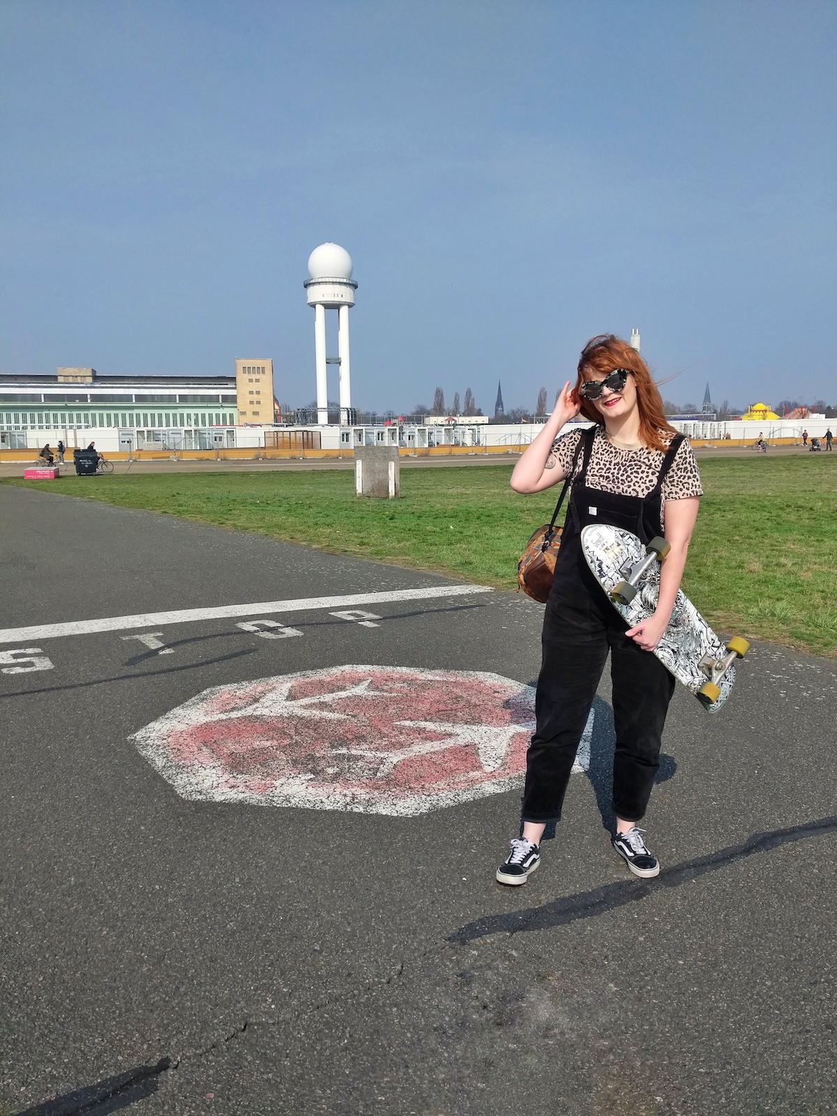 Alternative Things To Do In Berlin: Tempelhof Feld