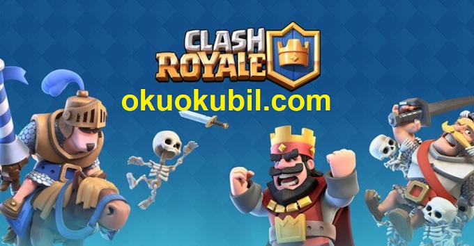 Clash Royale v3.2.0 Sınırsız Elmas ve Can Güncel Apk Mod Hilesi İndir Kasım 2019