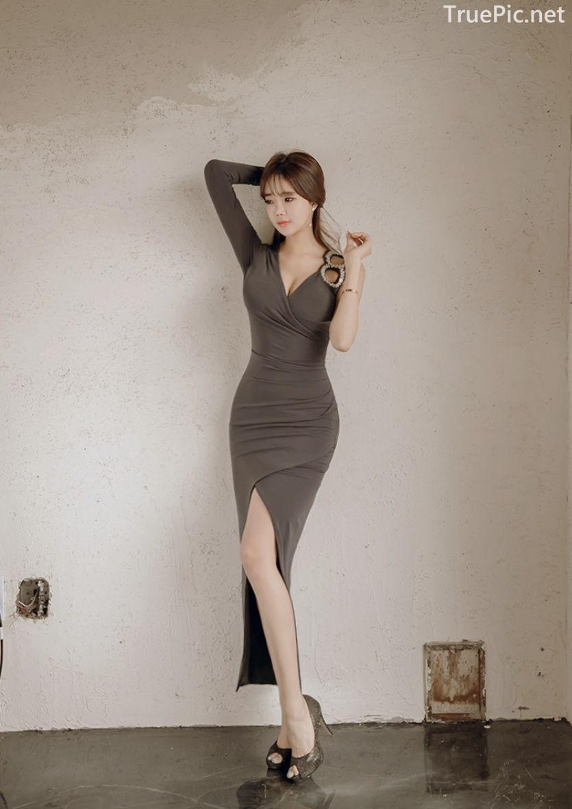 Korean Fashion Model - Kang Eun Wook - Indoor Photoshoot Collection - TruePic.net - Picture 4