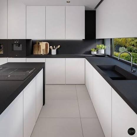 Granit Meja Dapur Minimalis