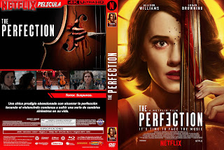 THE PERFECTION – 2019 [COVER – DVD]