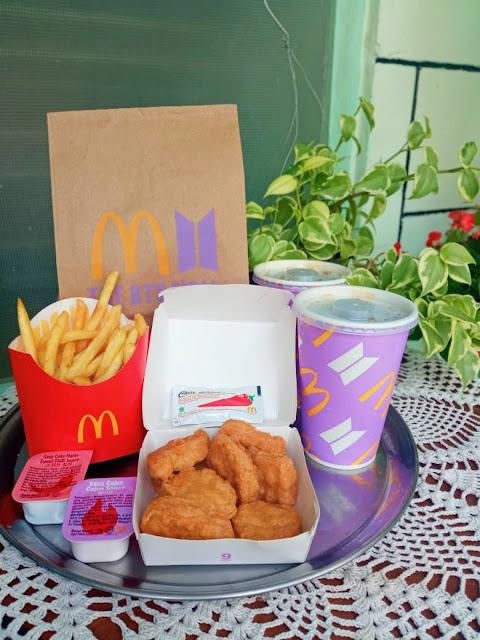 bts meal mcd