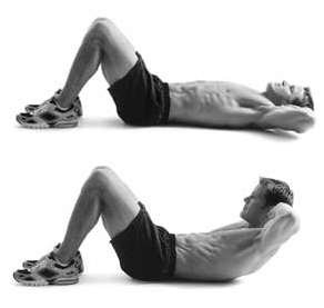 melatih otot