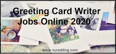 Make money by writing greeting cards from these 6 companies | Greeting card writer jobs online