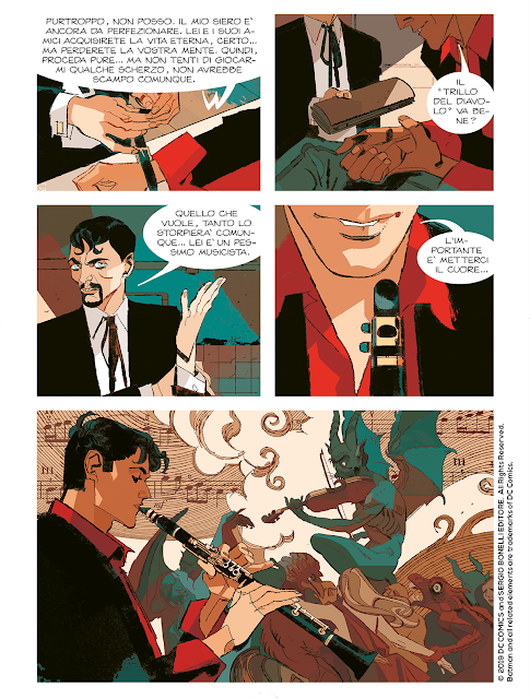 Dylan Dog Batman #0 - La nuova alba dei morti viventi