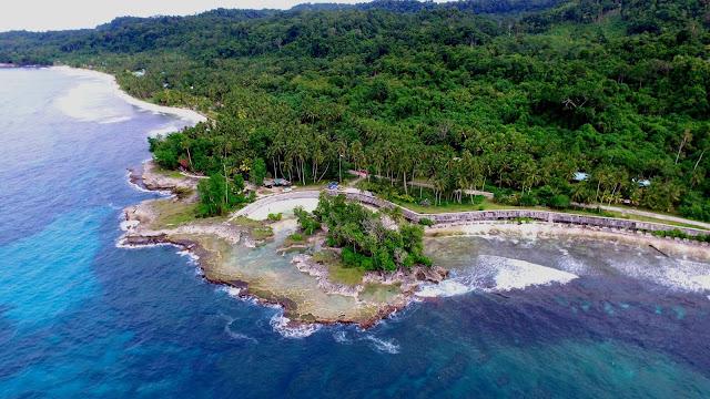 Tanjung Saruri Sor Jadi Daya Tarik Wisata Alam dan Lokasi Surfing Tersembunyi