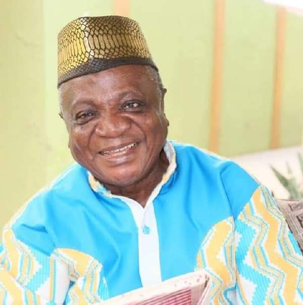 JUST IN: Highlife music legend Nana Ampadu is reportedly dead.