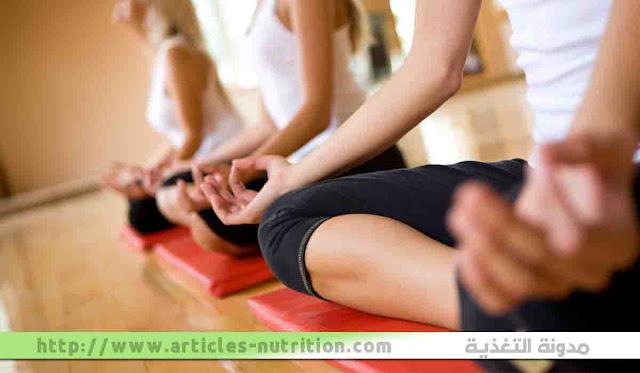 بحث عن اللياقة البدنية