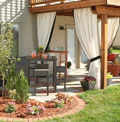 13 Attractive Ways To Create Privacy In Your Yard - DIY ...