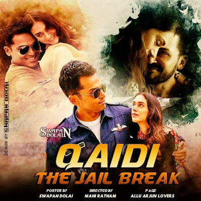 Qaidi The Jail Break (2019) Hindi Dubbed Full Movie 700mb Download