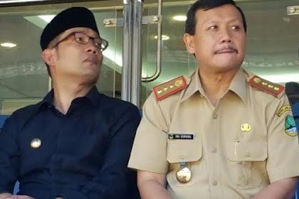 Sekda Jawa Barat Iwa Karniwa Jadi Tersangka Suap Meikarta