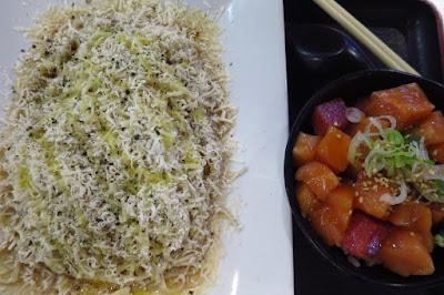 Healthy Soba IKI - cheese soba